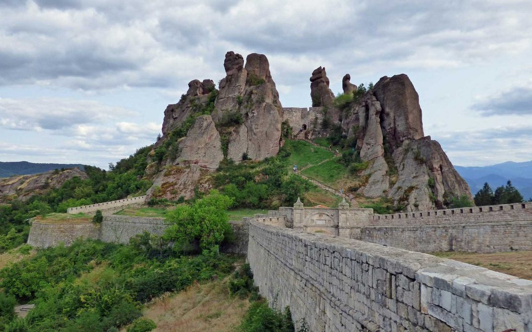 Visit Belogradchik Fortress, Bulgaria on a Danube River Cruise