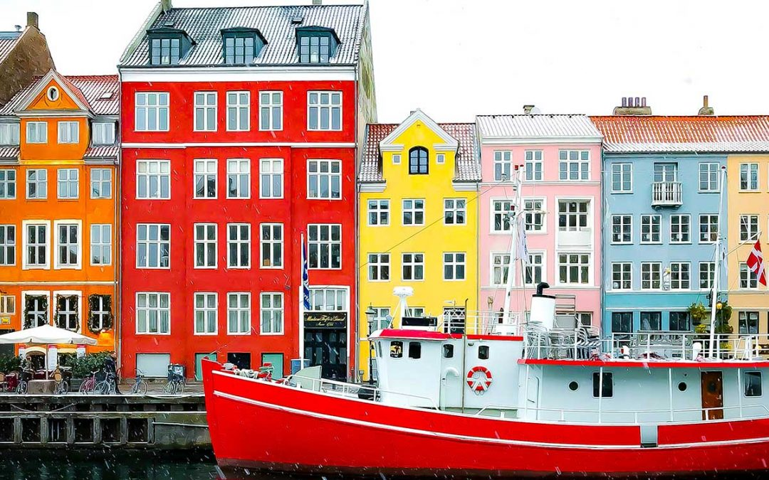Copenhagen, Denmark – the best place to travel in 2019