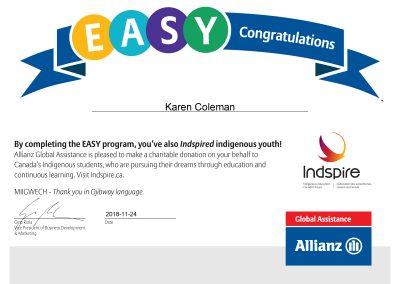 EASY Certificate Nov24_2018