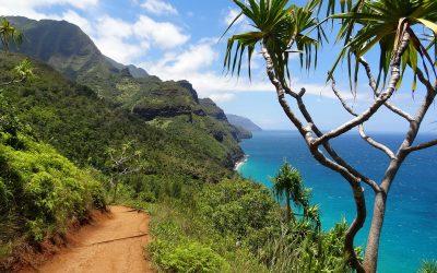 Is the Nā Pali Coast in Kaua'i, Hawai'i on your travel bucket list?