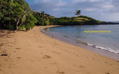 Kumini Beach, Molokai, Hawaii