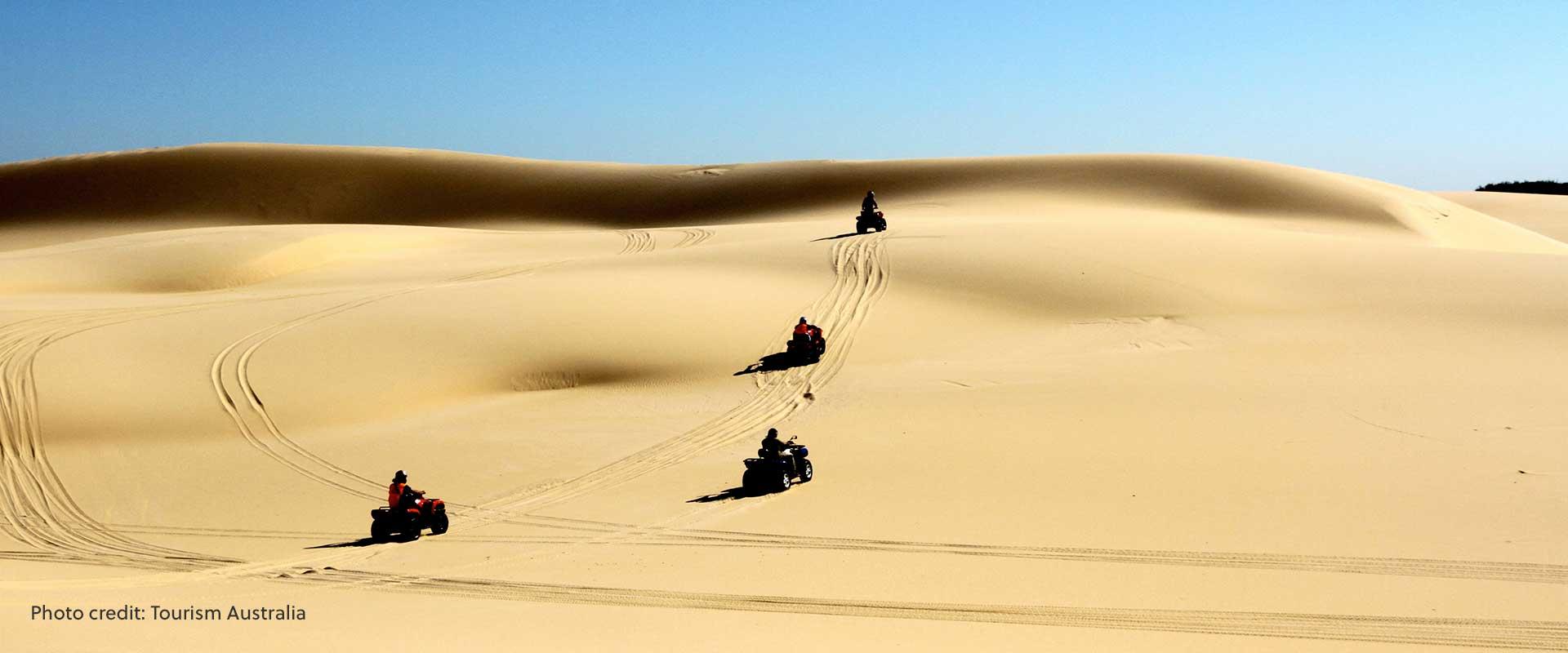 Sand Dune Adventure