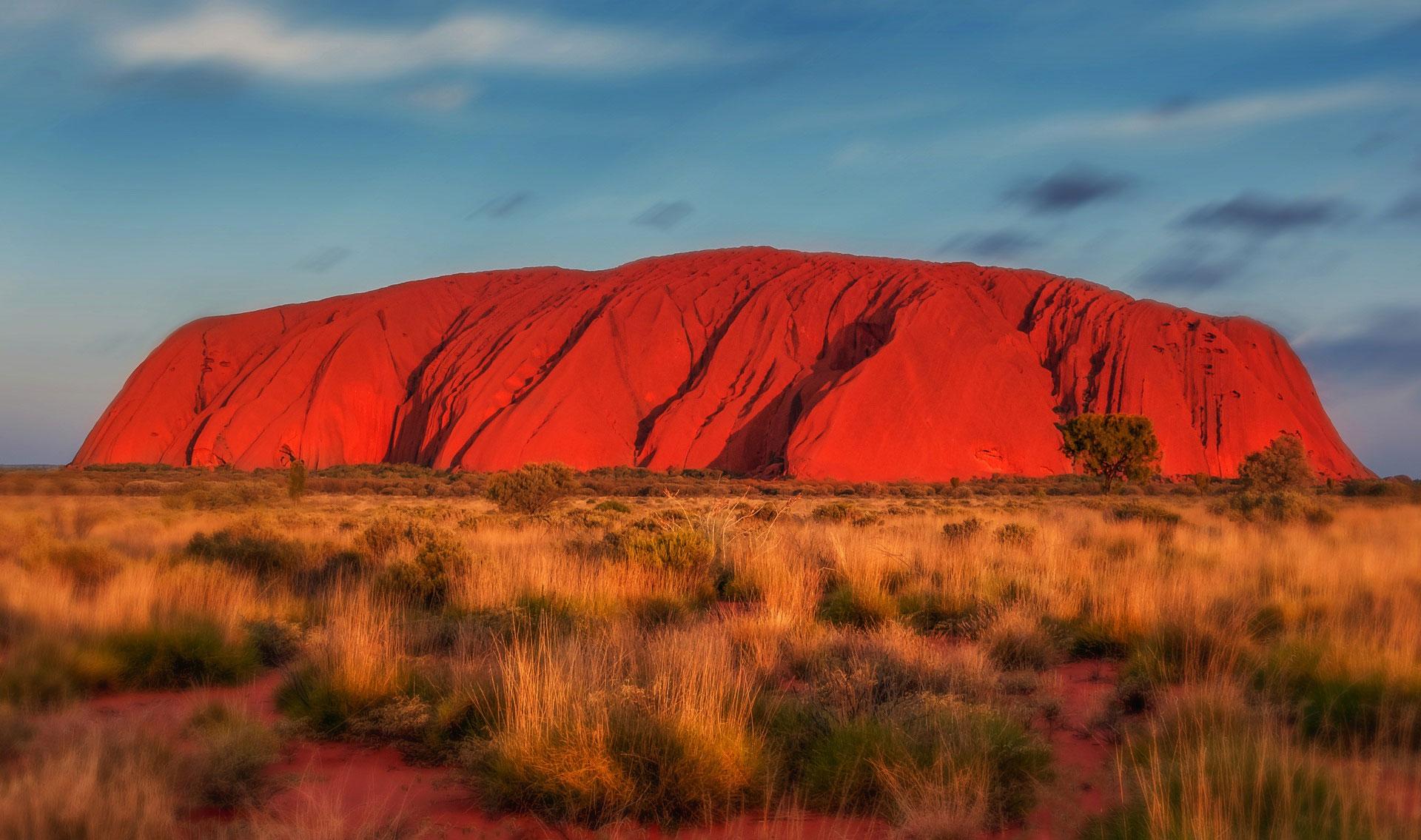 Uluru (Ayers Rock), Northern Territories, Australia