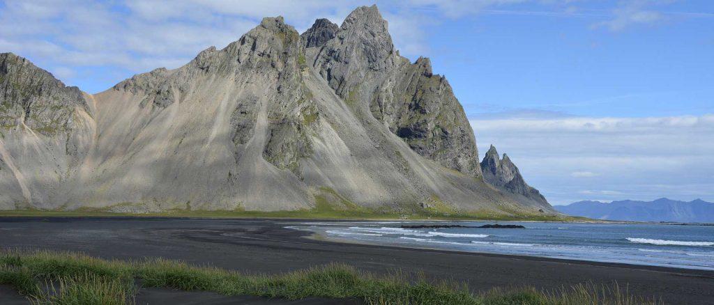 Vestrahorn Mountain Eastern Iceland