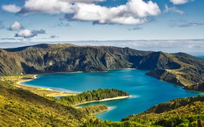 Lake of Fire on the volcanic island of São Miguel is not what it sounds like