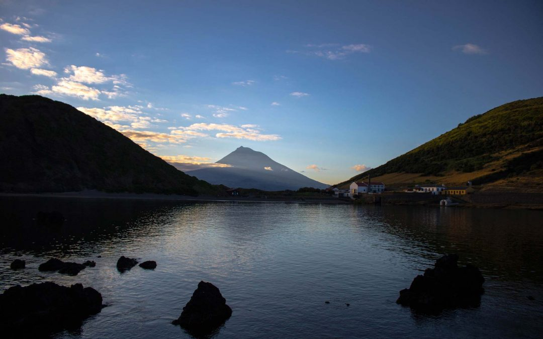 Pico – a volcanic island in the Azores