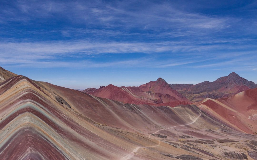 Vinicunca, Rainbow Mountain, Peru