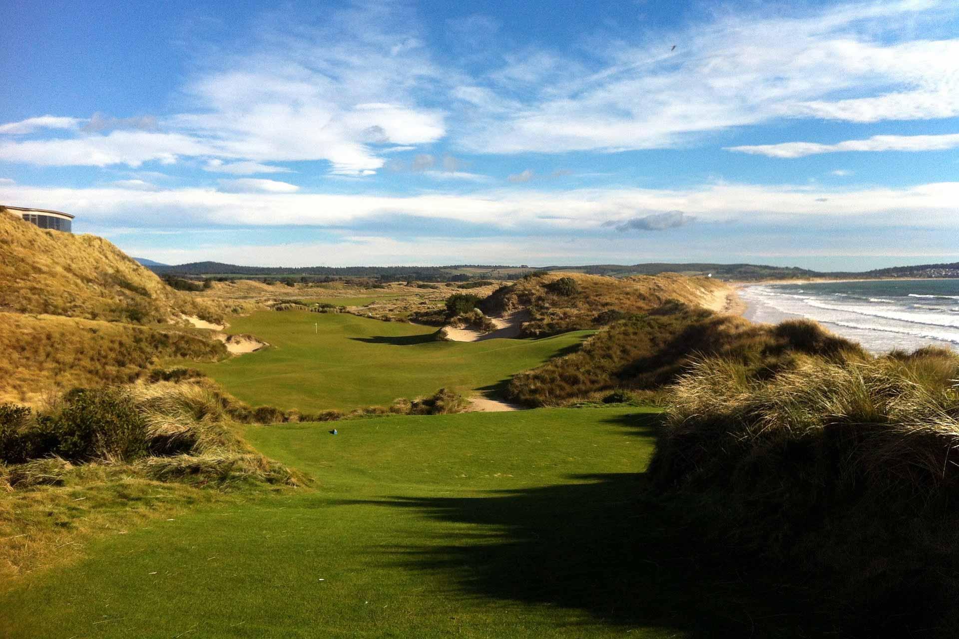 Barnbougle Dunes Golf Course, Tasmania