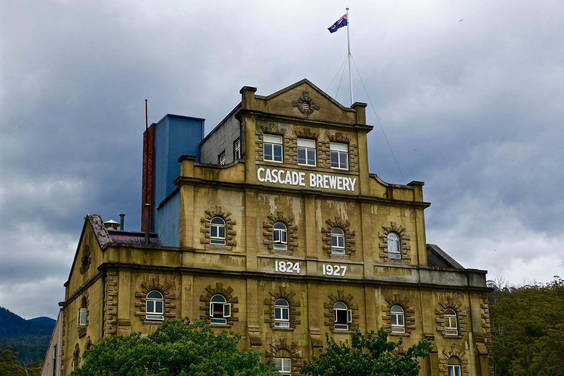 Cascade Brewery, Hobart, Tasmania - Australia's oldest brewery