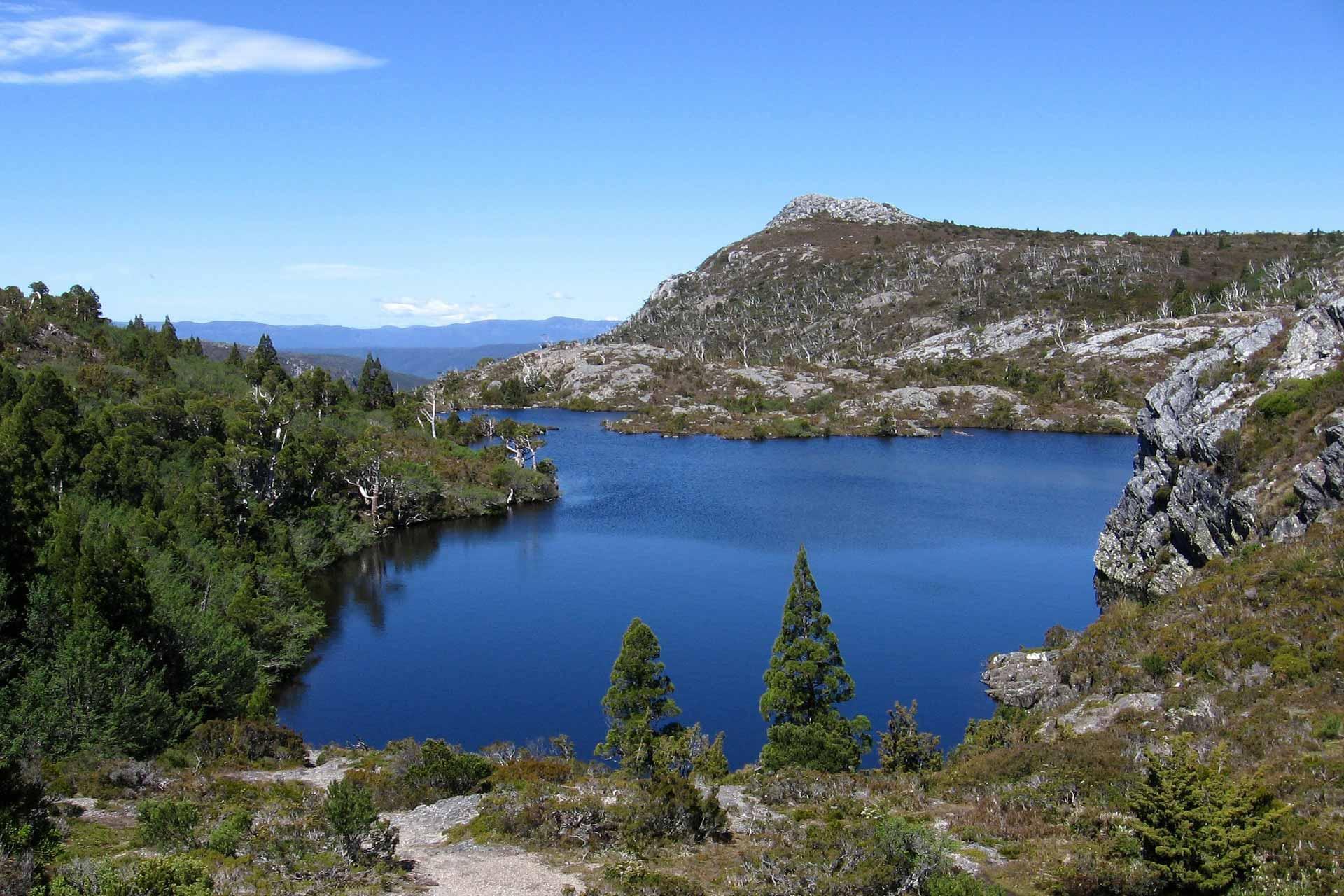 Lake St. Clair, Tasmania