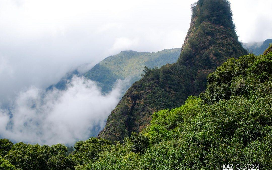 'Iao Needle, 'Iao Valley State Park, Maui
