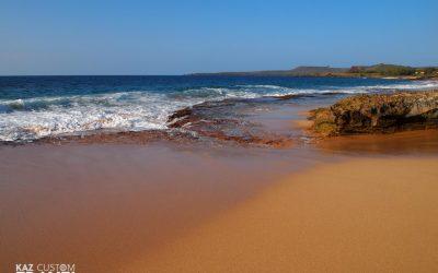My favourite beach on Molokai, Hawaii