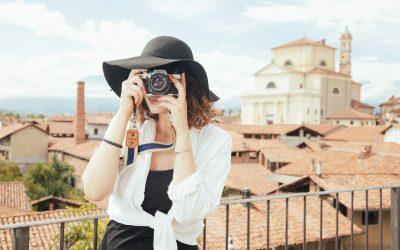 Why Women Don't Travel as Much as They Should