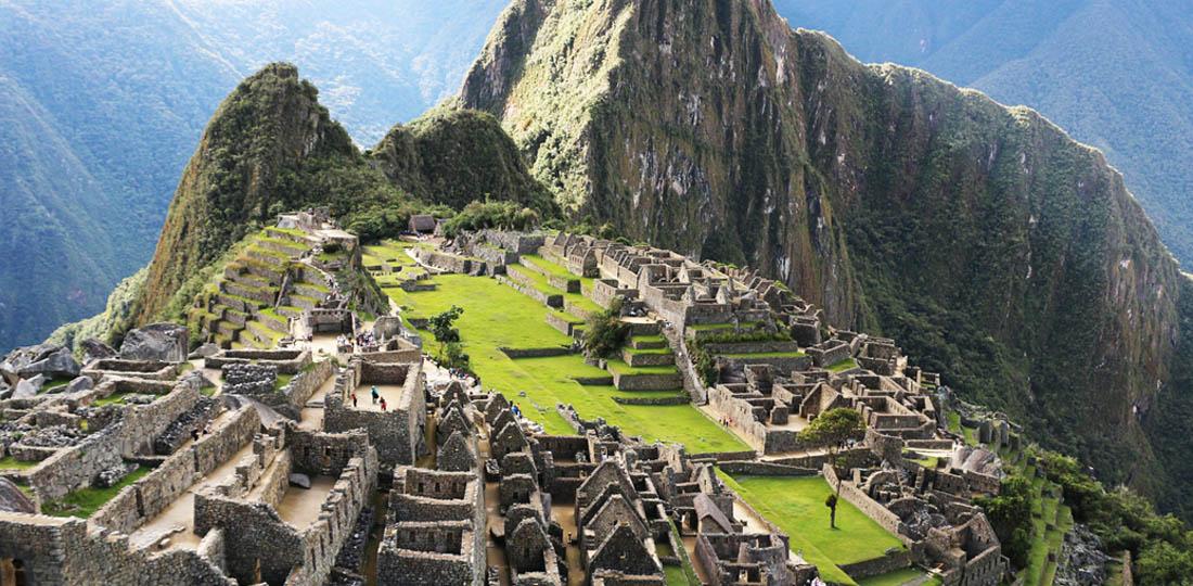 Machu Picchu, Peru, South America during the WOW Enchanting Peru 2019 tour
