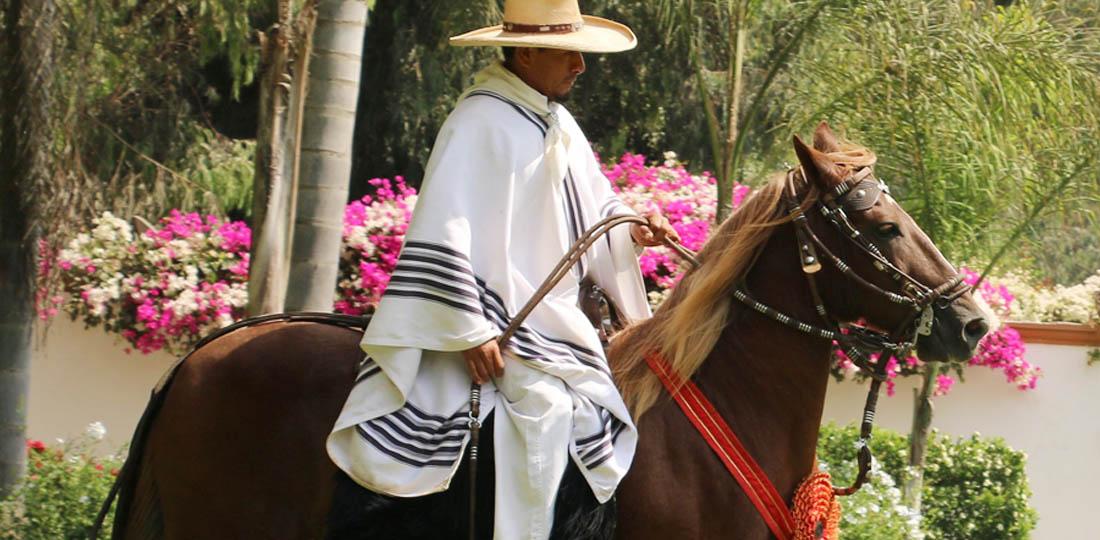 Horse Show during the Enchanting Peru 2019 Tour