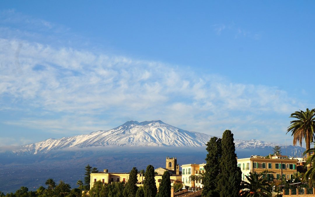 Mount Etna – a must-do excursion when visiting Sicily, Italy
