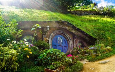 Where in the world is Hobbiton?