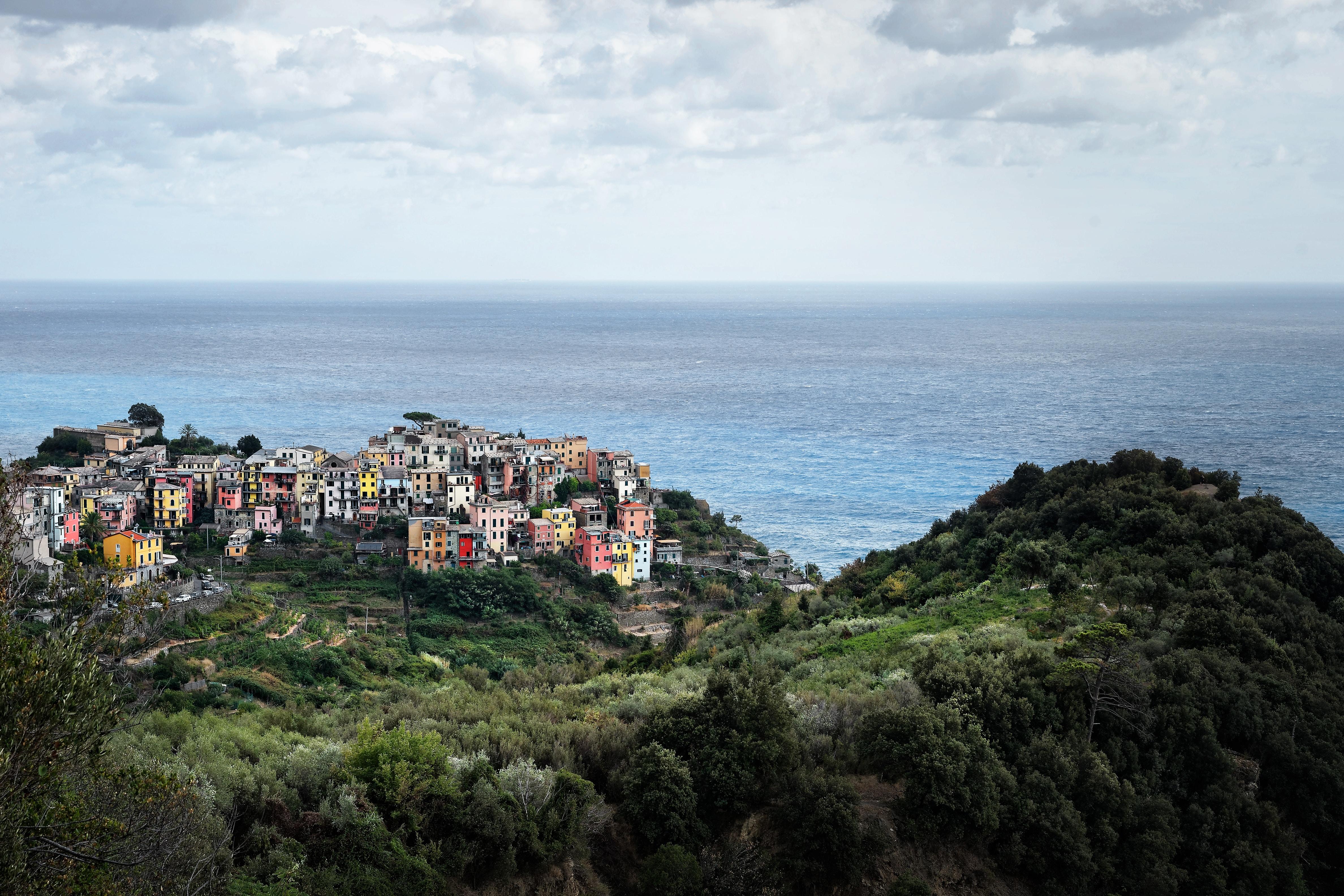 Corniglia, Cinque Terre, Liguria, Italy