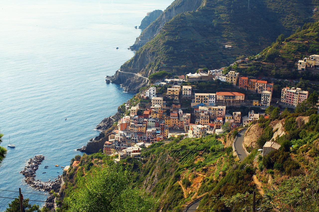 Manarola, Cinque Terre, Liguria Italy