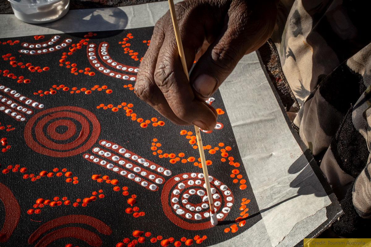 Maruku Arts, Uluru Kata Tjuta National Park, NT