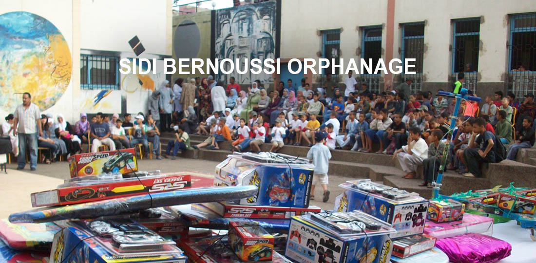 Sidi Bernouss Orphanage, Mystical Morocco, Africa, WOW 2020