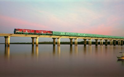 Why travel on The Ghan train from Adelaide, SA to Darwin, NT, Australia