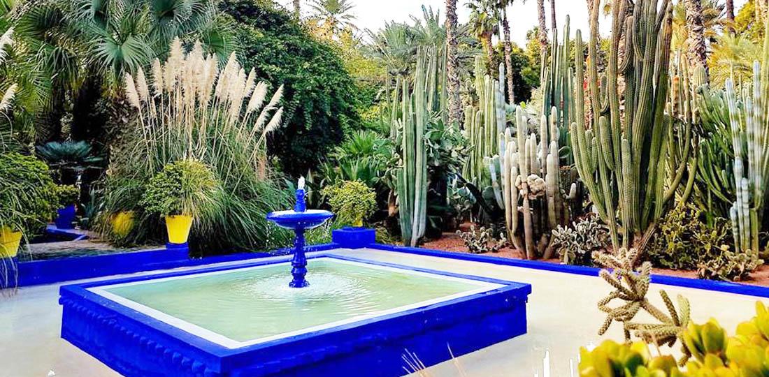 Gardens, Mystical Morocco, Africa, WOW 2020