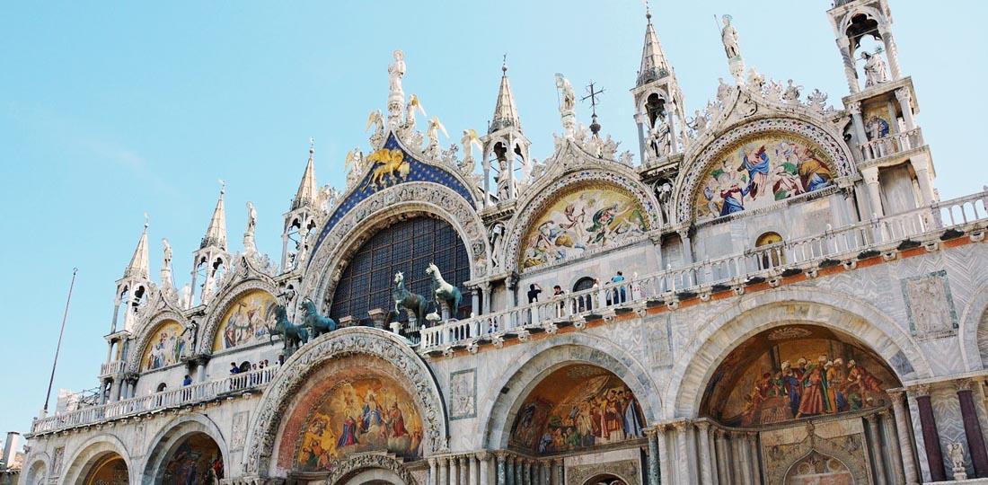 St Marks Basilica, Italy, Europe