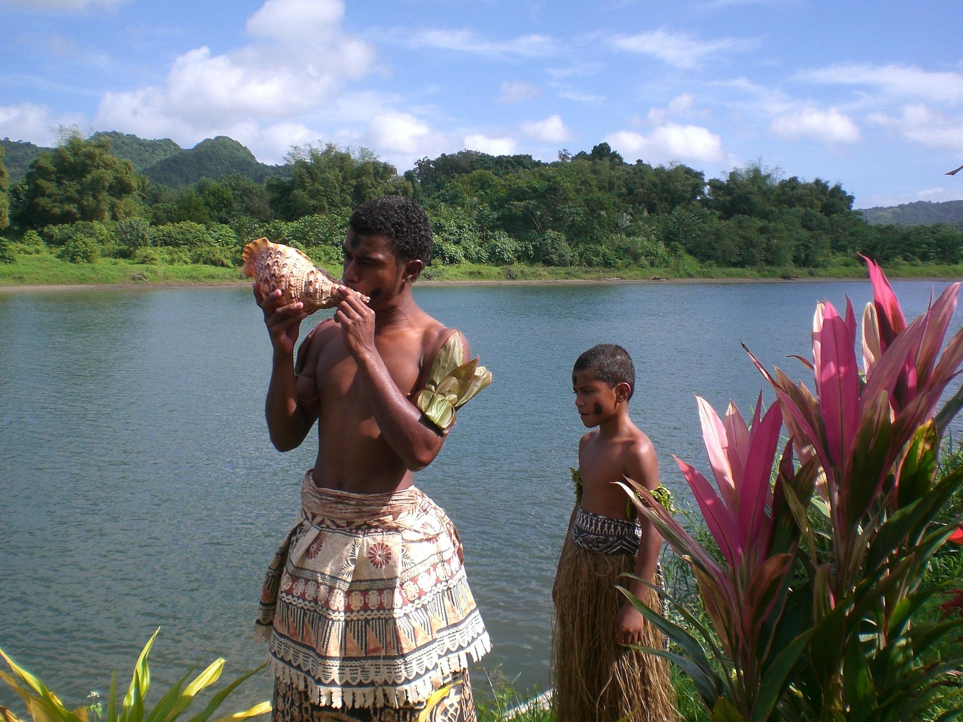 Fiji islanders