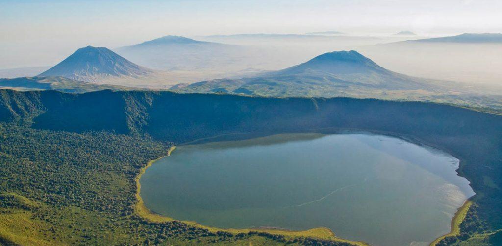 Ngorongoro Crater,Ngorongoro Conservation Area, Tanzania, Africa Safari