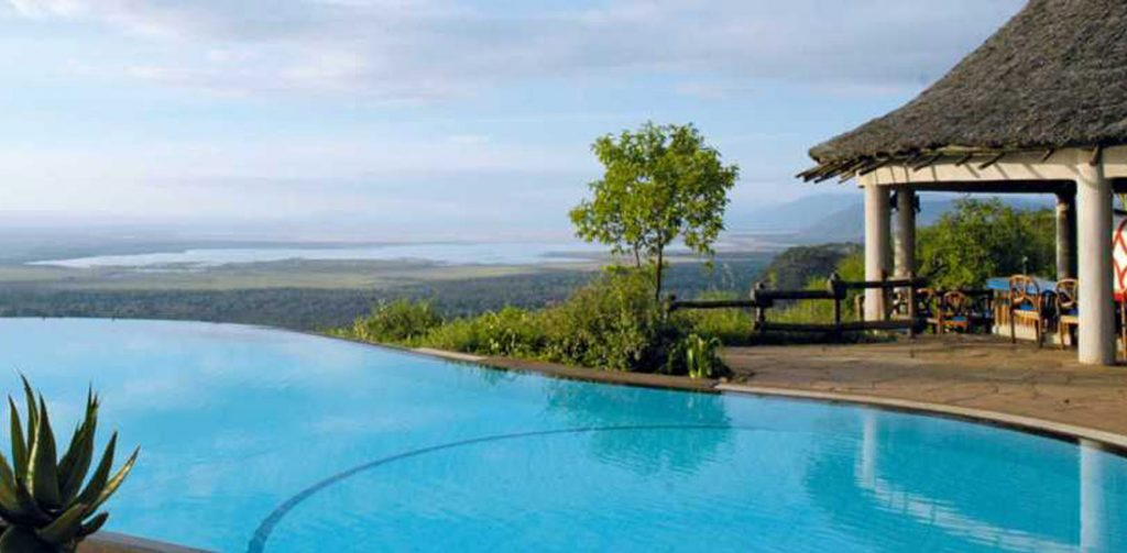 Serena Safari Lodge, Lake Manyara National Park, Tanzania, Africa Safari