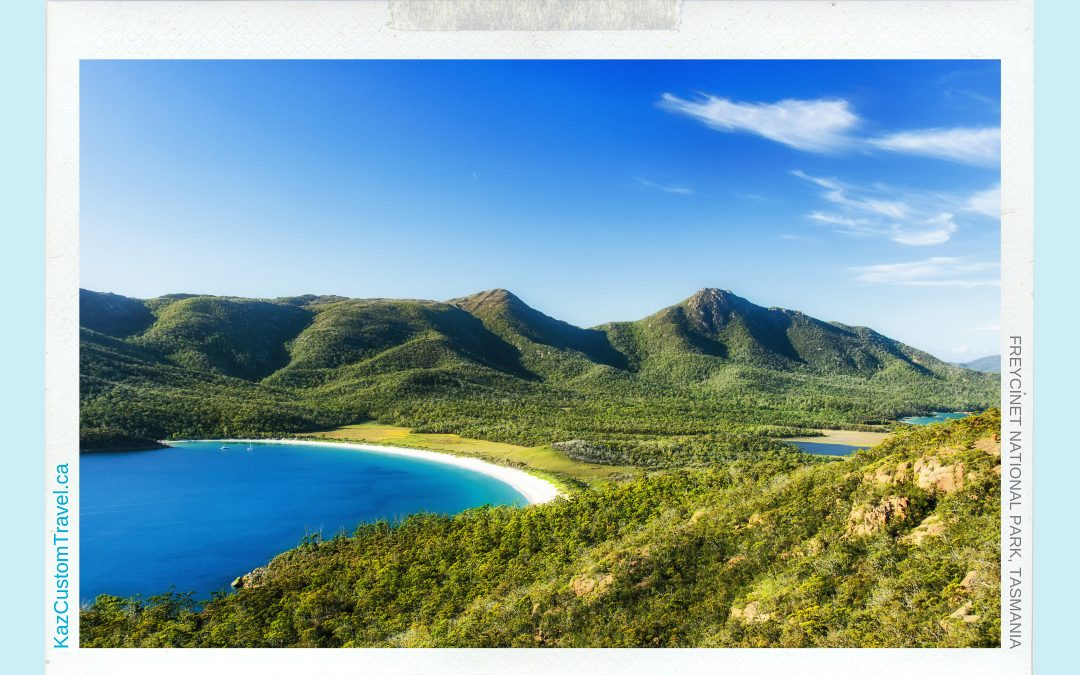 Explore Freycinet National Park, Tasmania