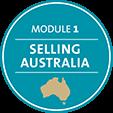 Module 1 Selling Australia