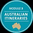 Module 3 Australian Itineraries