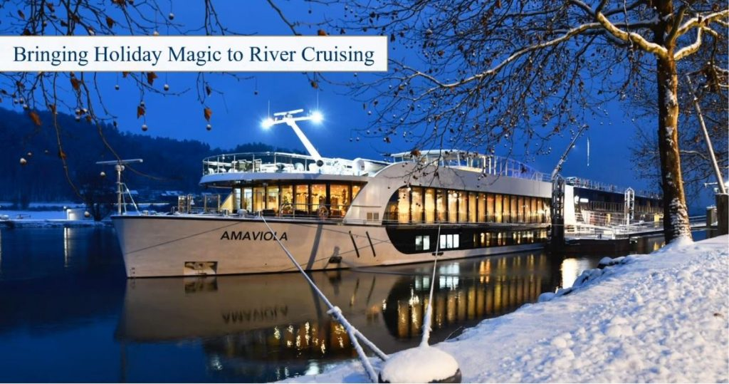 Christmas Markets Cruise on board the AmaViola