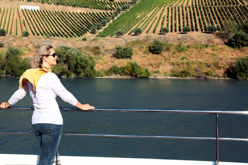 Enticing Douro River Cruise Onboard