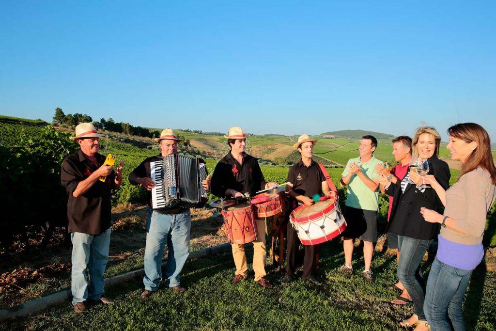 Enticing Douro River Cruise Pinhao music