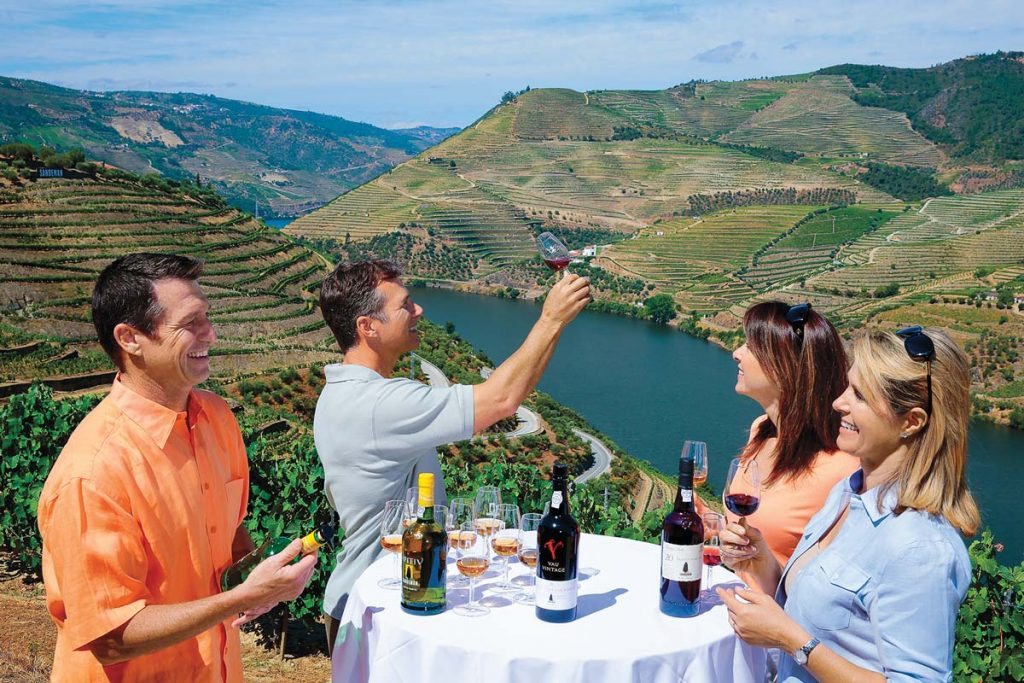 Enticing Douro River Cruise Wine Tasting Experience