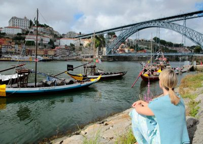 Porto boat Enticing Douro River-Cruise