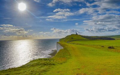 Take a day-trip (or two) to an English seaside town and explore stunning coasts