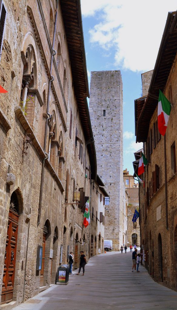 Saint Gimignano, Tuscany, Italy