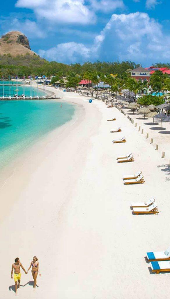 Sandals Gros Islet, Saint Lucia