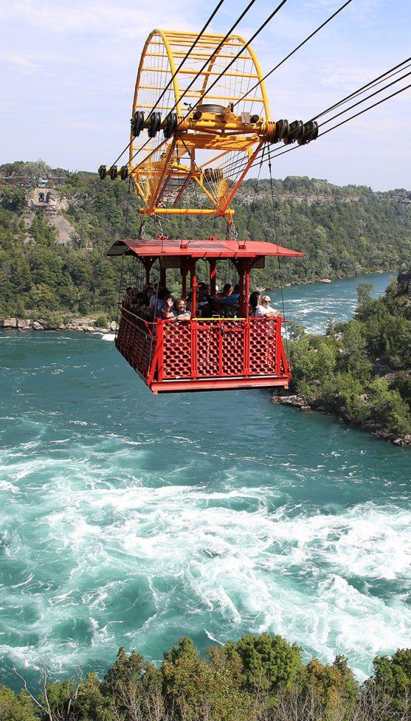 Whirlpool Niagara Cable Car