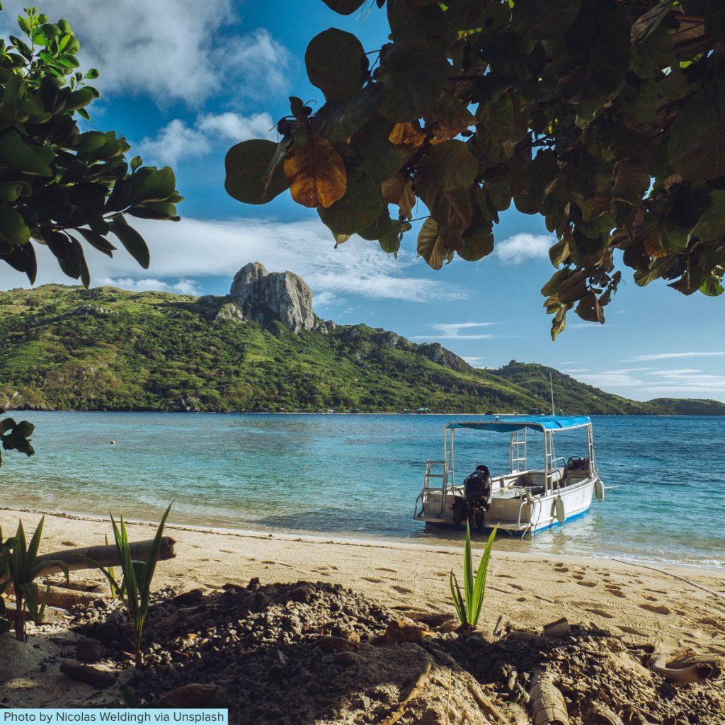 Kuata Island, Fiji