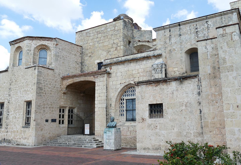 Heritage church Santo Domingo