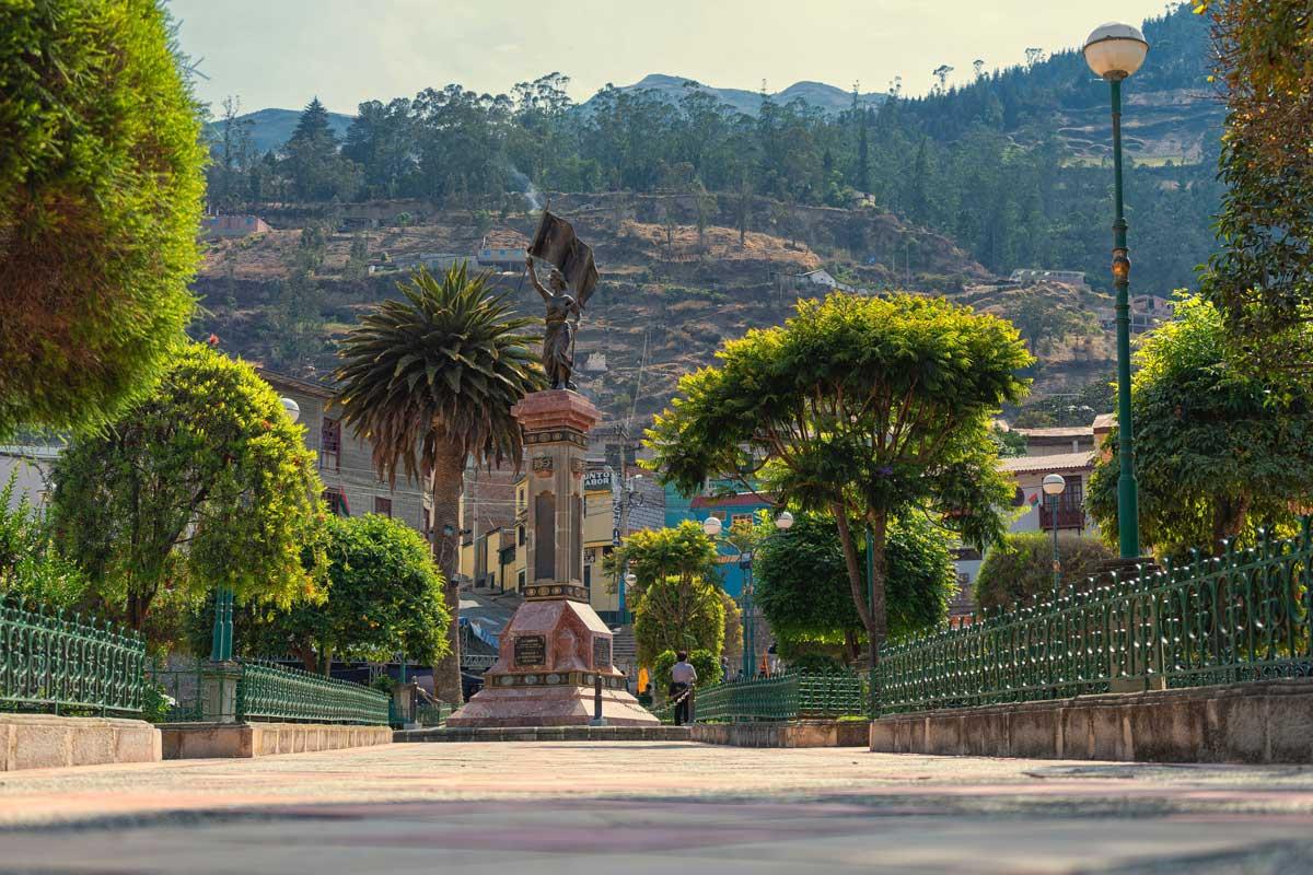 Alausi, Chimborazo Province,Ecuador