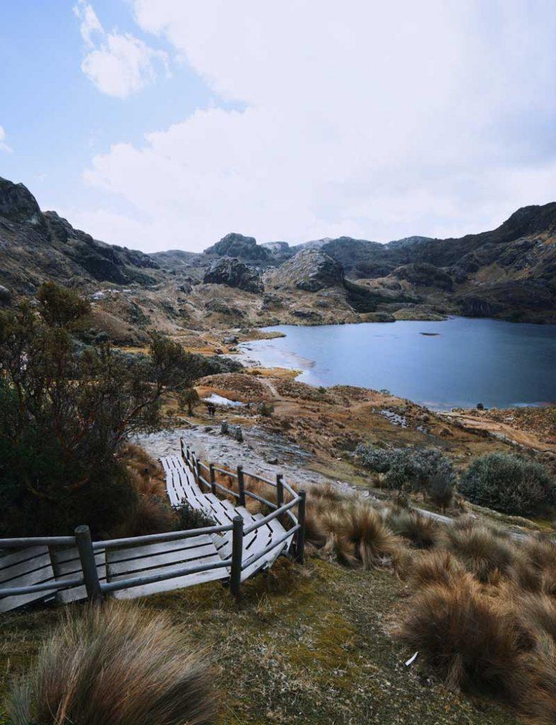 The Cajas National Park