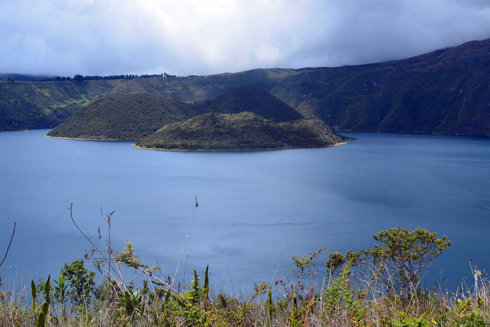 Cotacachi Cayapas Ecological Reserve in northern Ecuador