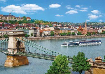 Budapest, Hungary, Danube River Cruise