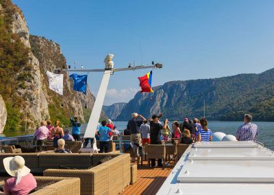 Irongates Danube River